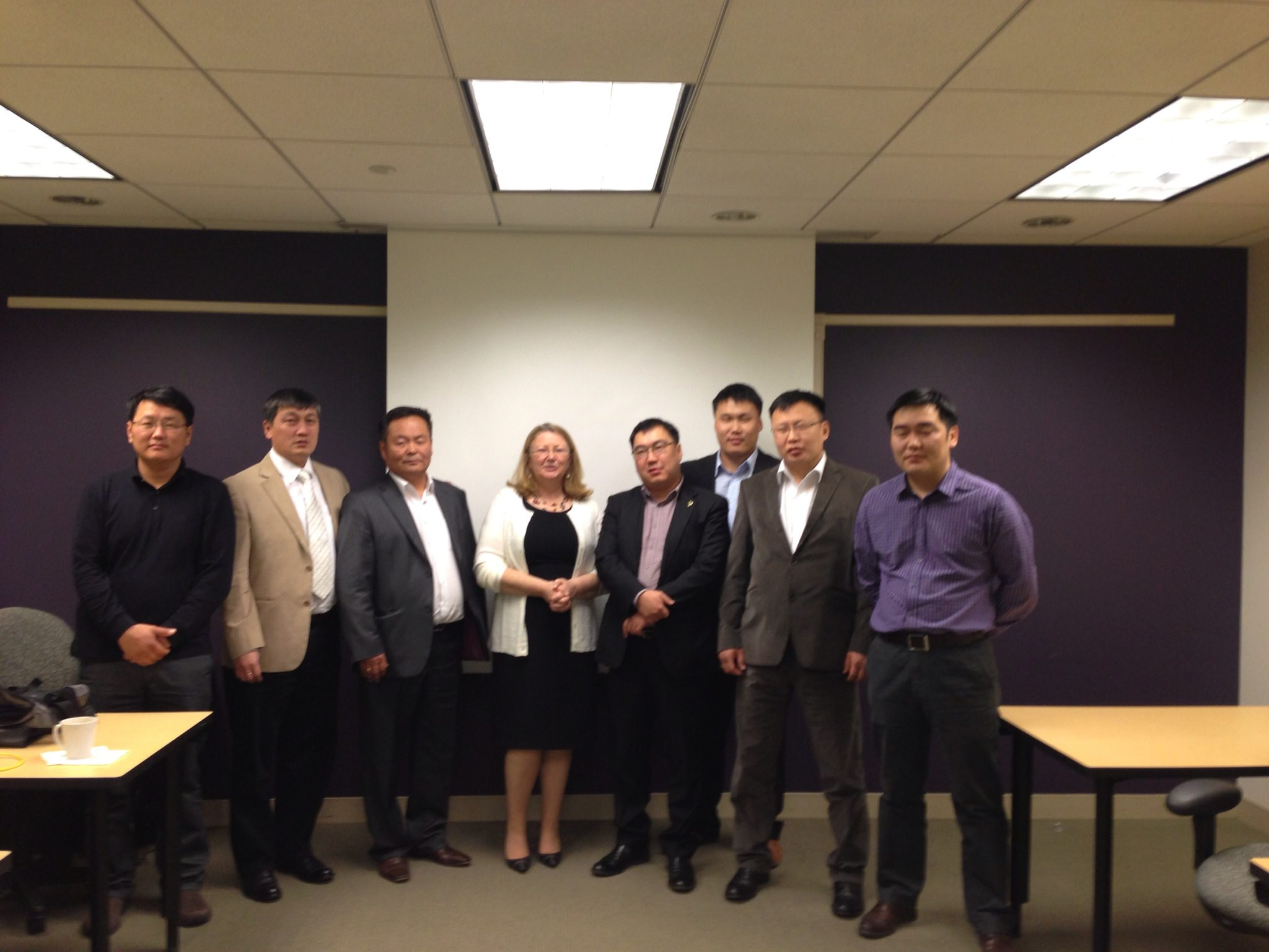 Mongolian Miners Resource Authority hosted by HafeziCapital