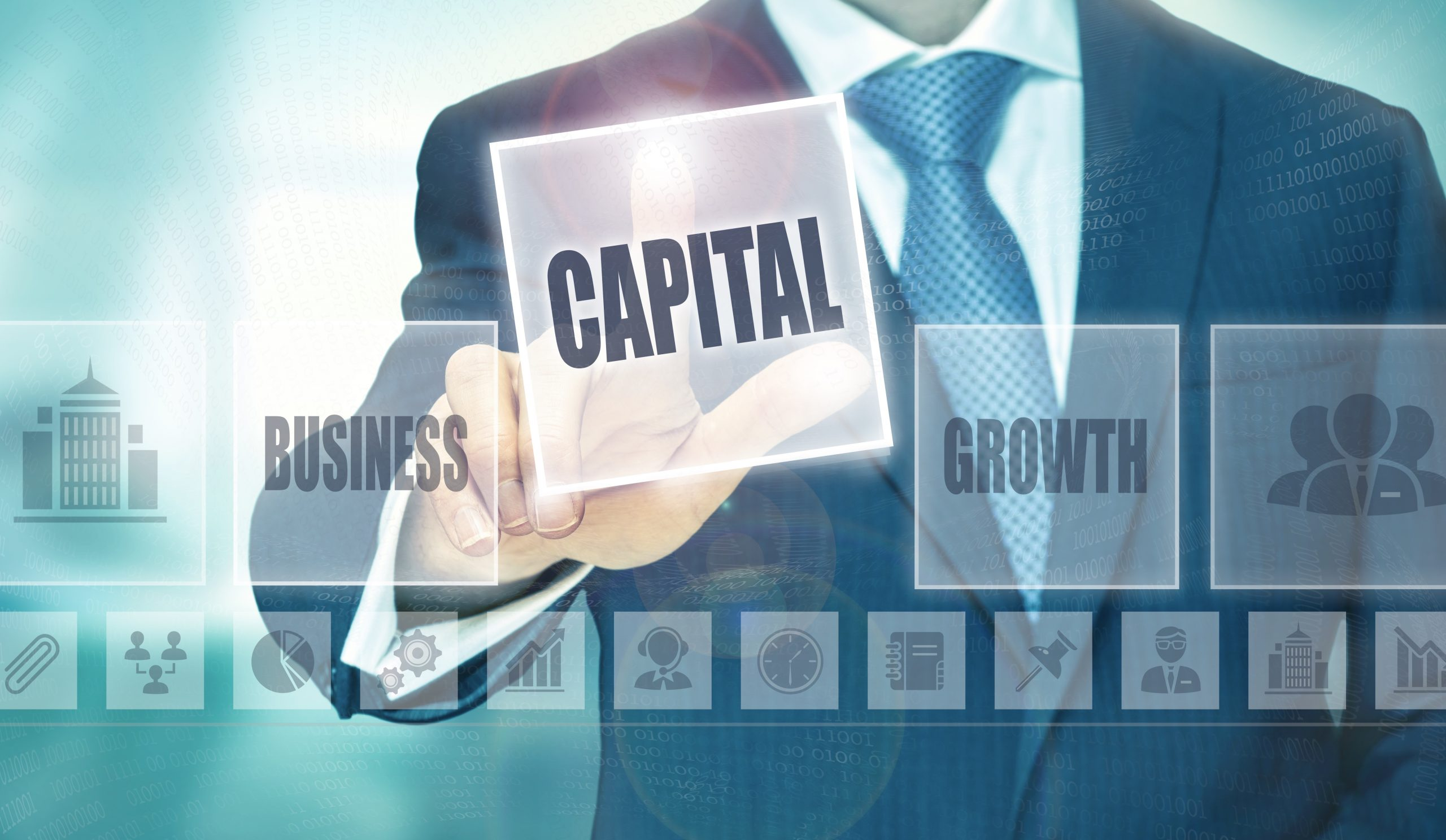 Hafezi Capital raises $12.8m